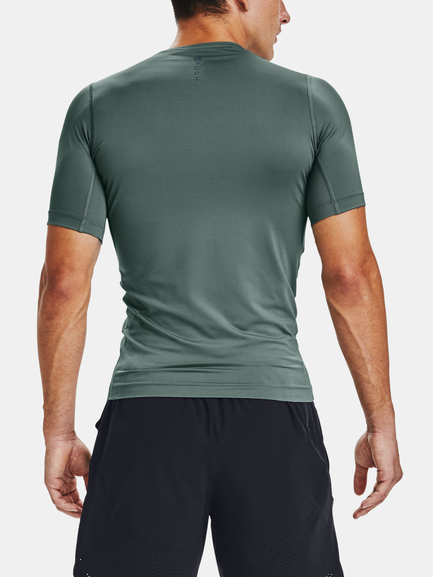 Tričko Under Armour Rush HG Compression SS (2)