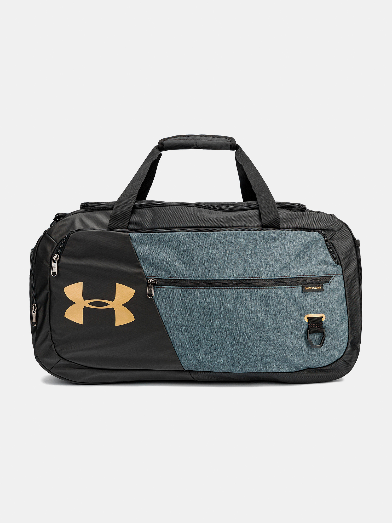 Taška Under Armour UA Undeniable 4.0 Duffle MD-BLK (1)