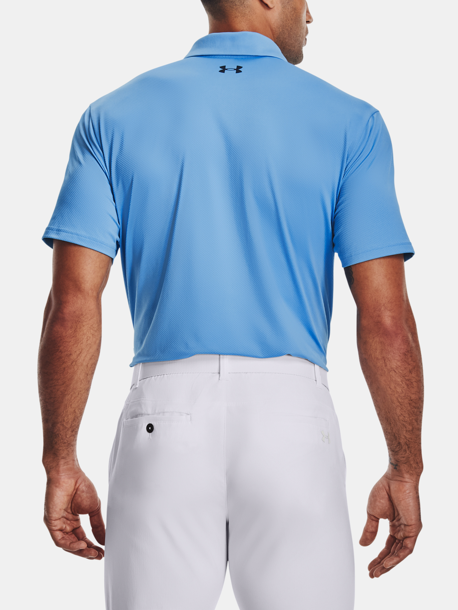 Tričko Under Armour Performance Polo 2.0-BLU (2)