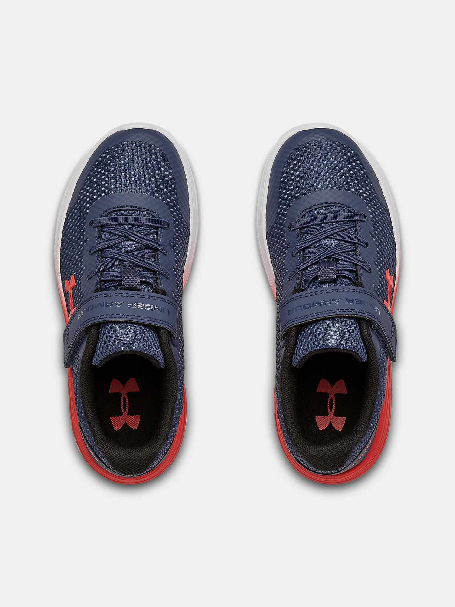 Topánky Under Armour  PS Surge 2 AC-BLU (5)