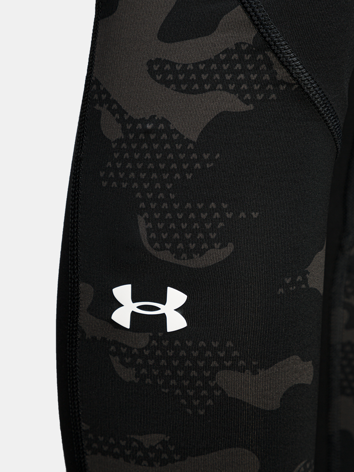 Legíny Under Armour UA CG Armour Camo Legging-BLK (3)