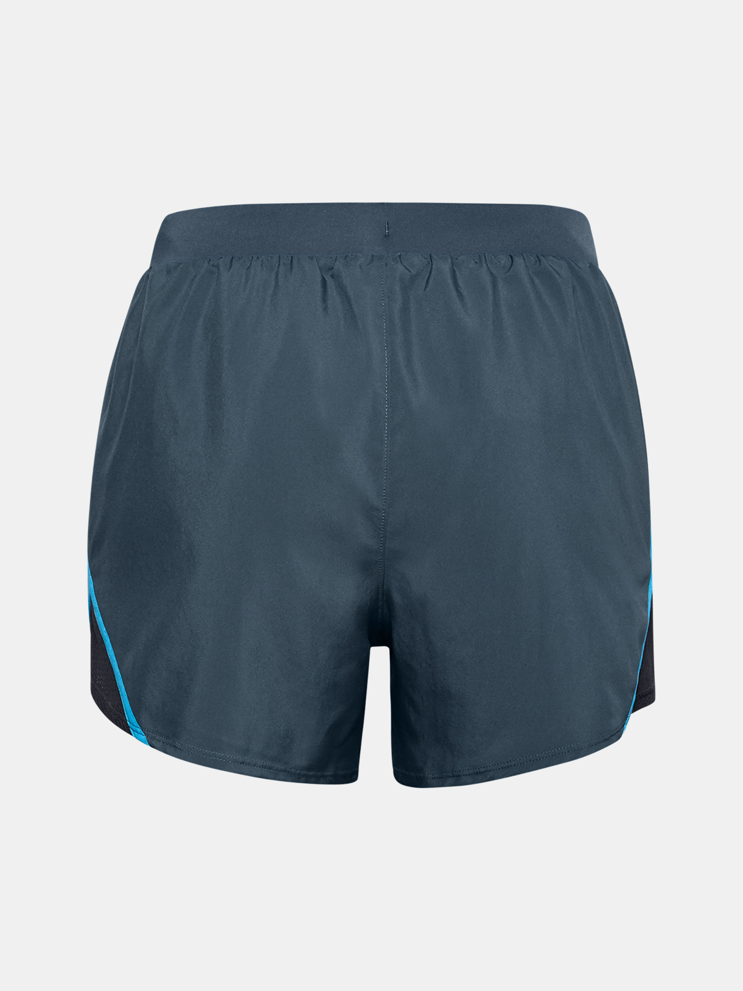 Kraťasy Under Armour W  Fly By 2.0 Short-BLU (4)