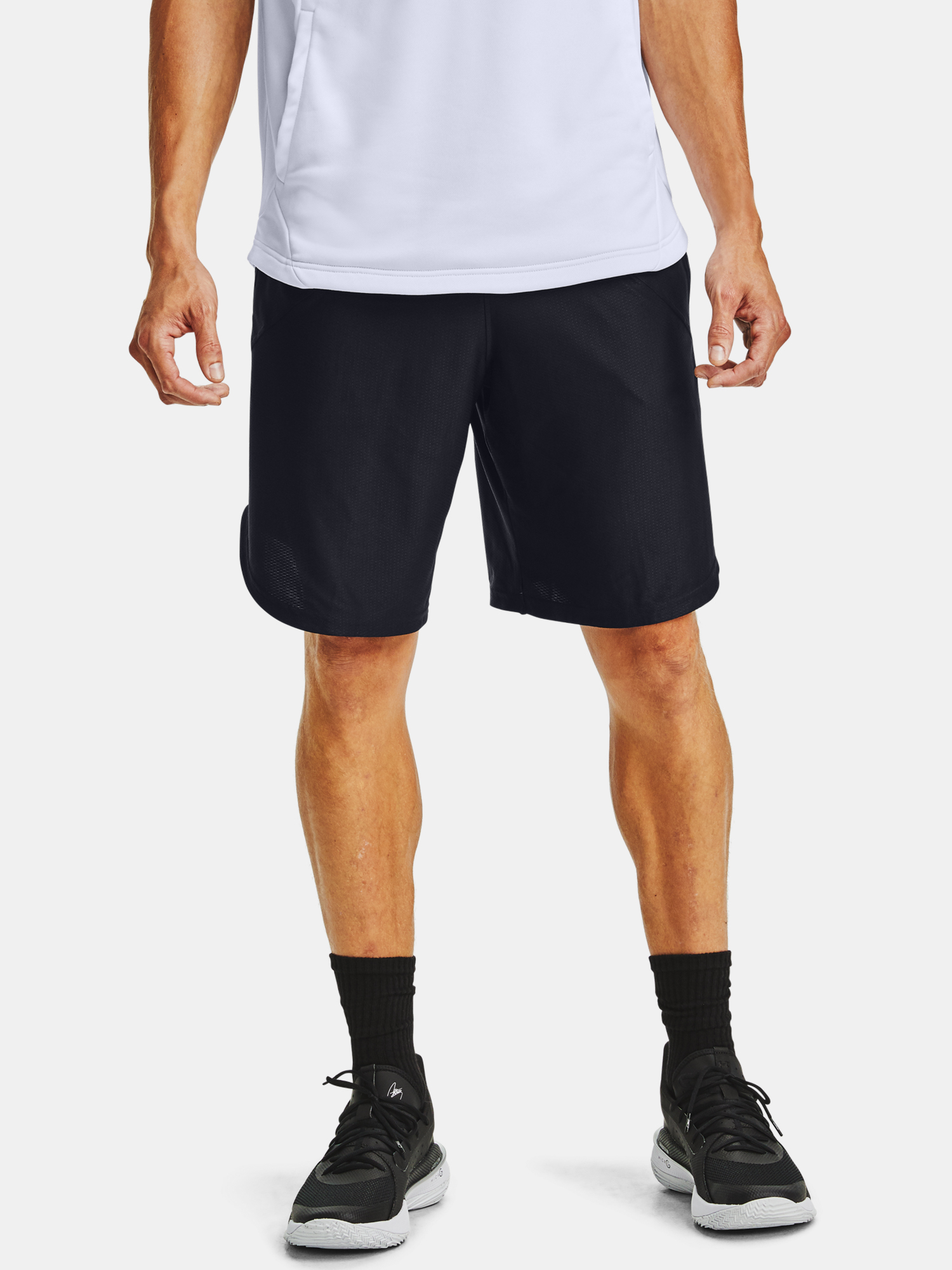 Kraťasy Under Armour CURRY ELEVATED PERF SHORT (1)