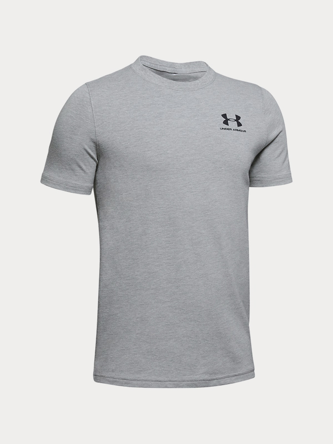 Tričko Under Armour Eu Cotton Short Sleeve (1)