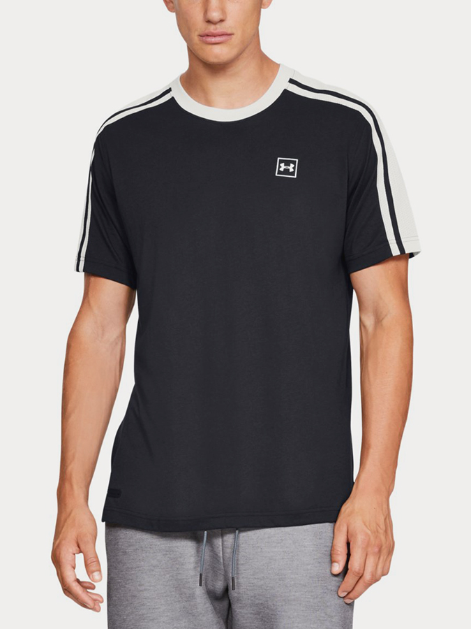 Tričko Under Armour Unstoppable Striped Ss T (1)