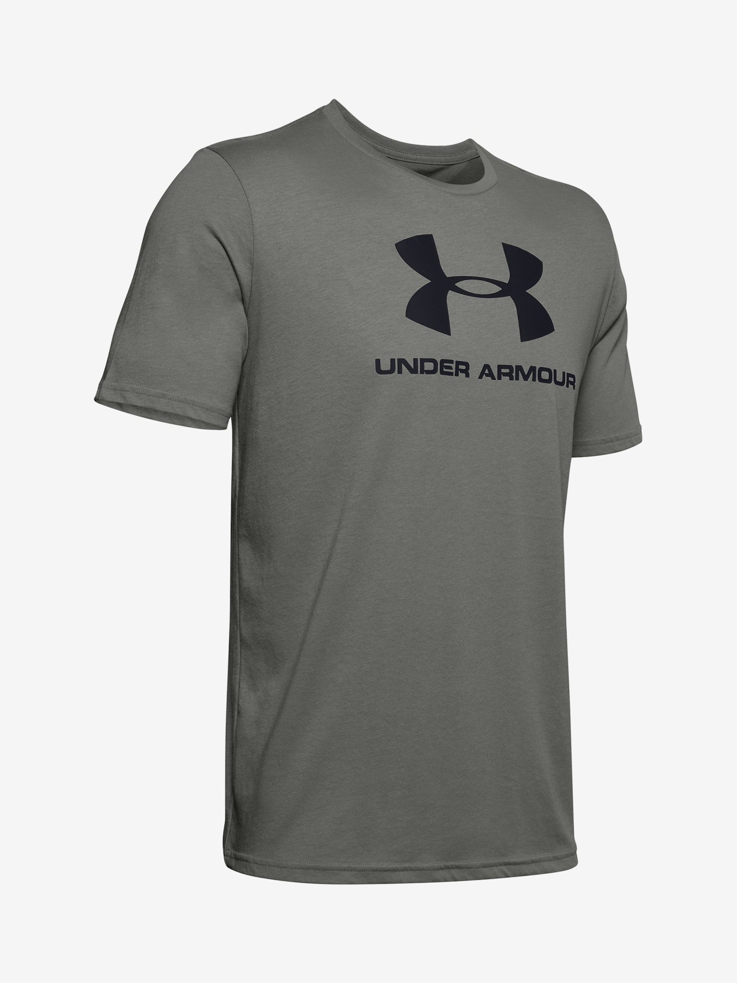 Tričko Under Armour Sportstyle Logo Ss (4)