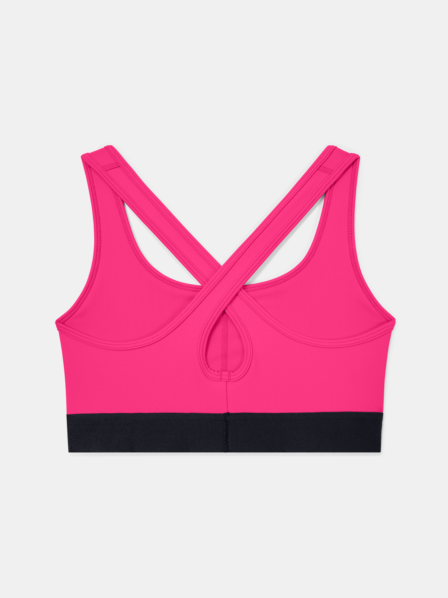 Podprsenka Under Armour Armour Mid Crossback Bra-PNK (4)
