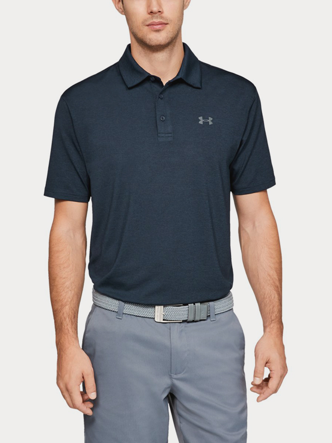 Tričko Under Armour UA Playoff Polo 2.0-NVY (1)