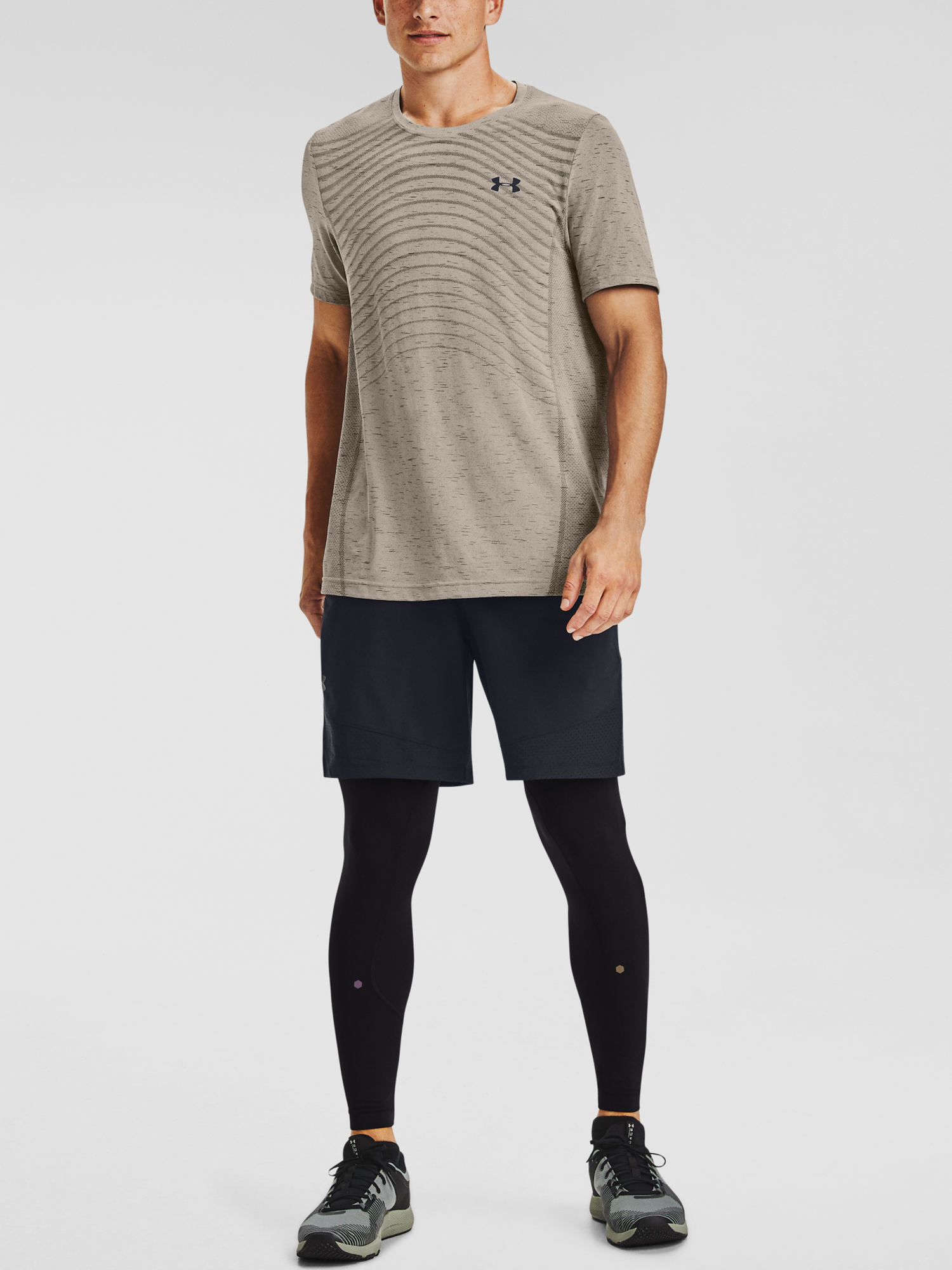 Tričko Under Armour UA Seamless Wave SS (6)