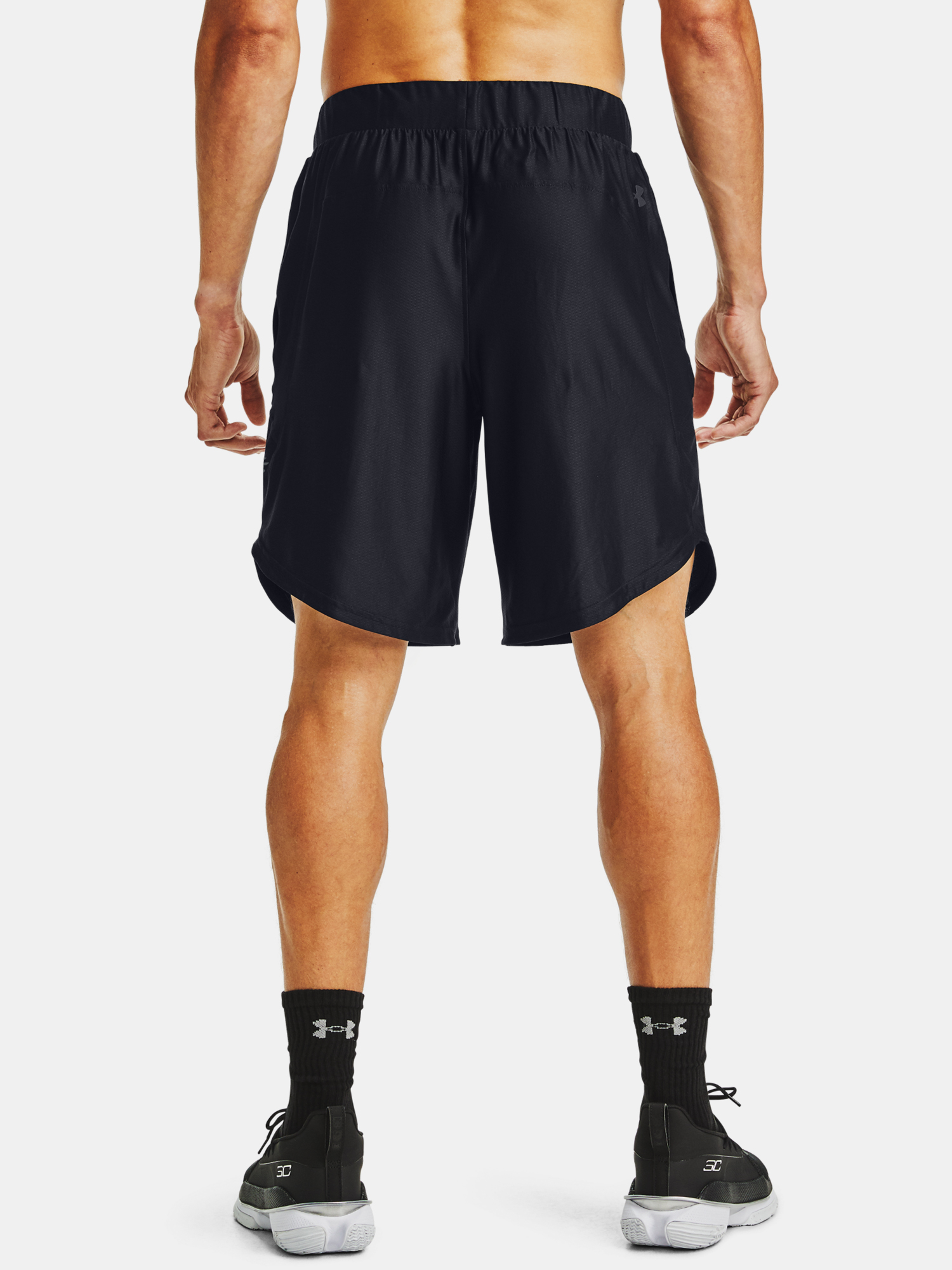 Kraťasy Under Armour CURRY ELEVATED PERF SHORT (2)
