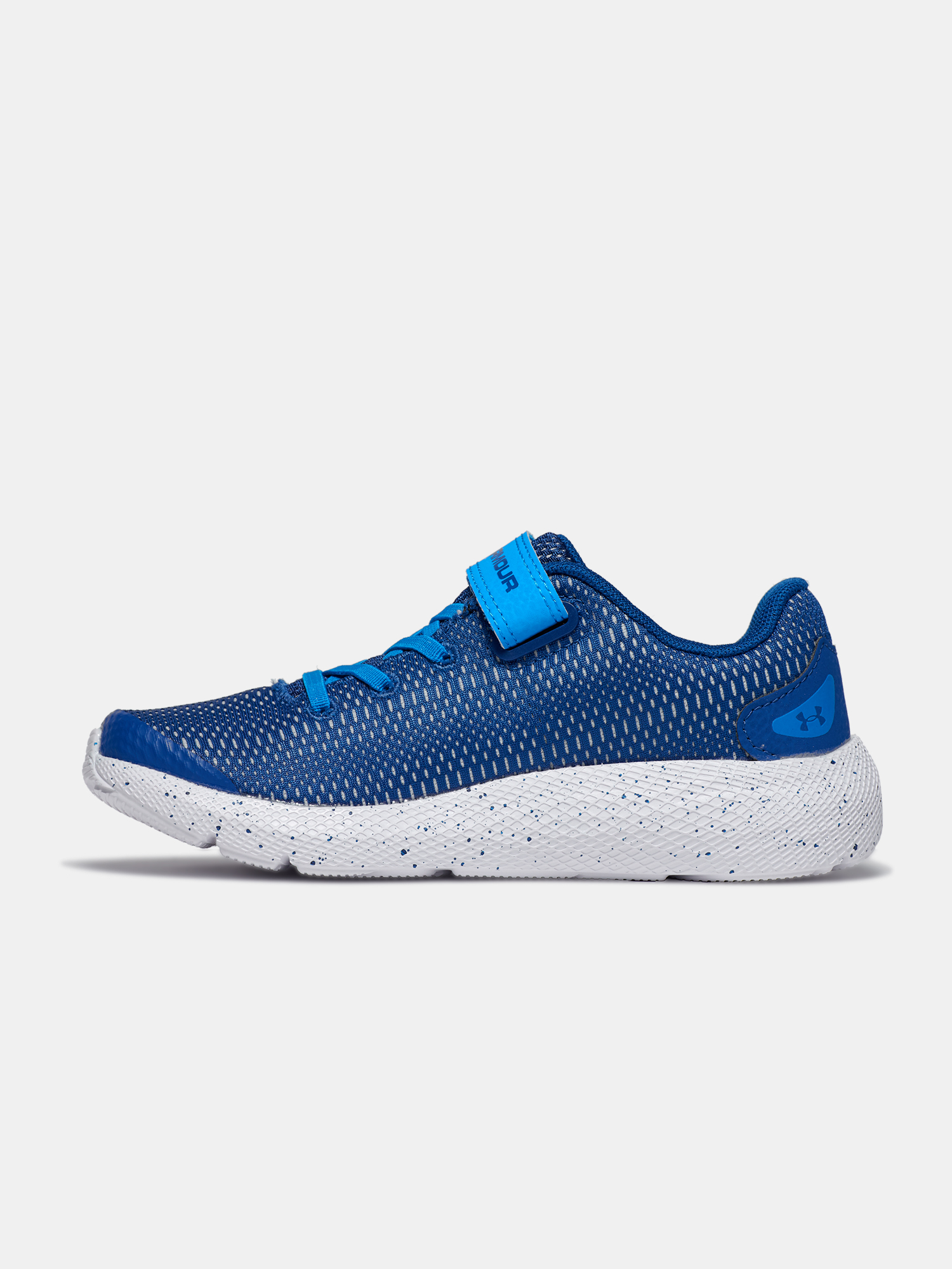 Topánky Under Armour PS Pursuit 2 AC-BLU (2)