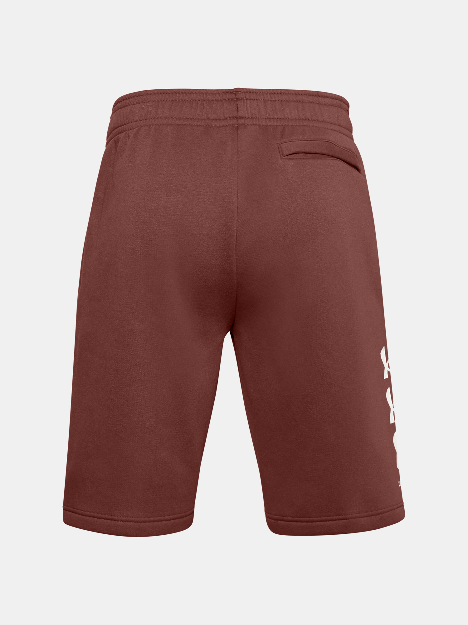 Kraťasy Under Armour UA Rival Flc Multilogo Short-RED (2)