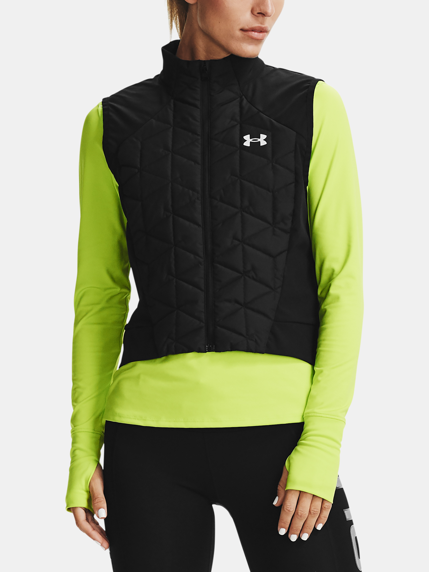 Vesta Under Armour CG Reactor Run Vest-BLK (1)