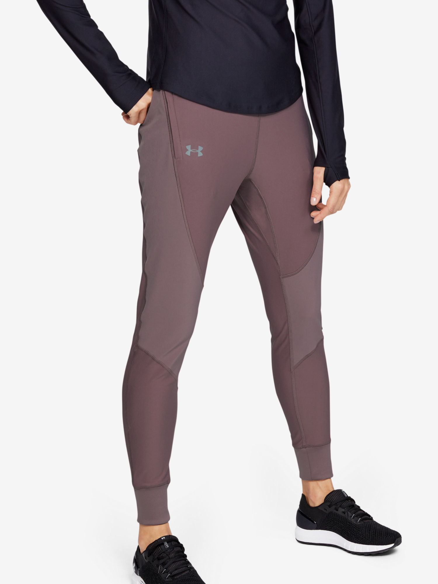 Tepláky Under Armour Qlifier Speedpocket Pant (1)