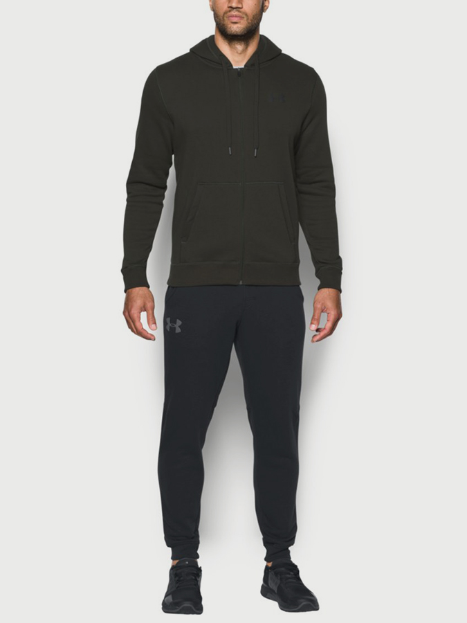 Tepláky Under Armour Rival Fitted Tapered Jogger (5)