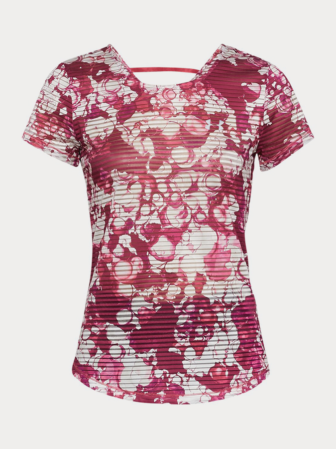Tričko Under Armour Sport Printed Ss (1)