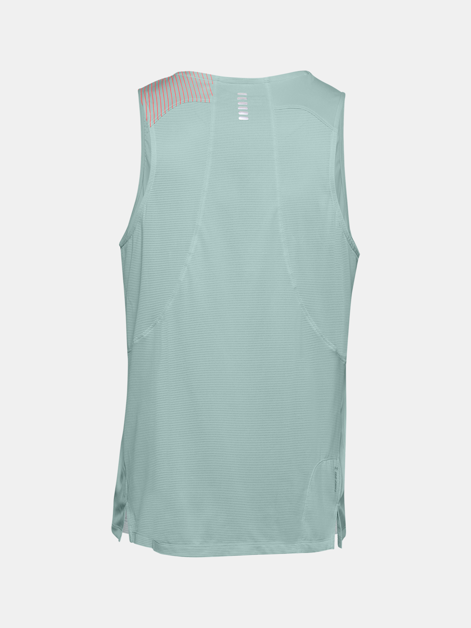 Tielko Under Armour M  Qlifier ISO-CHILL Singlet-BLU (4)