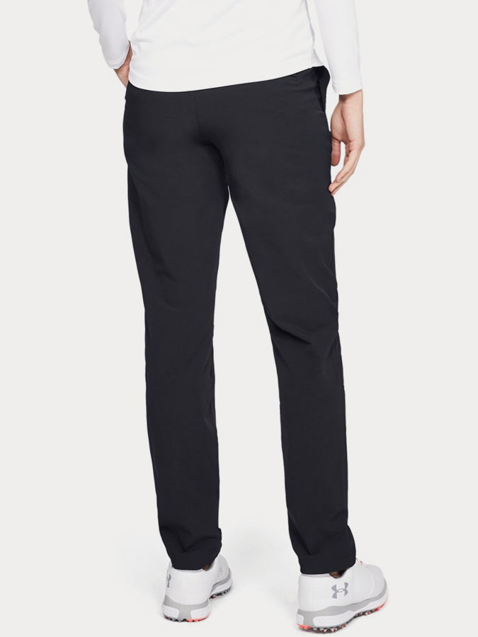 Nohavice Under Armour Links Pant-BLK (2)