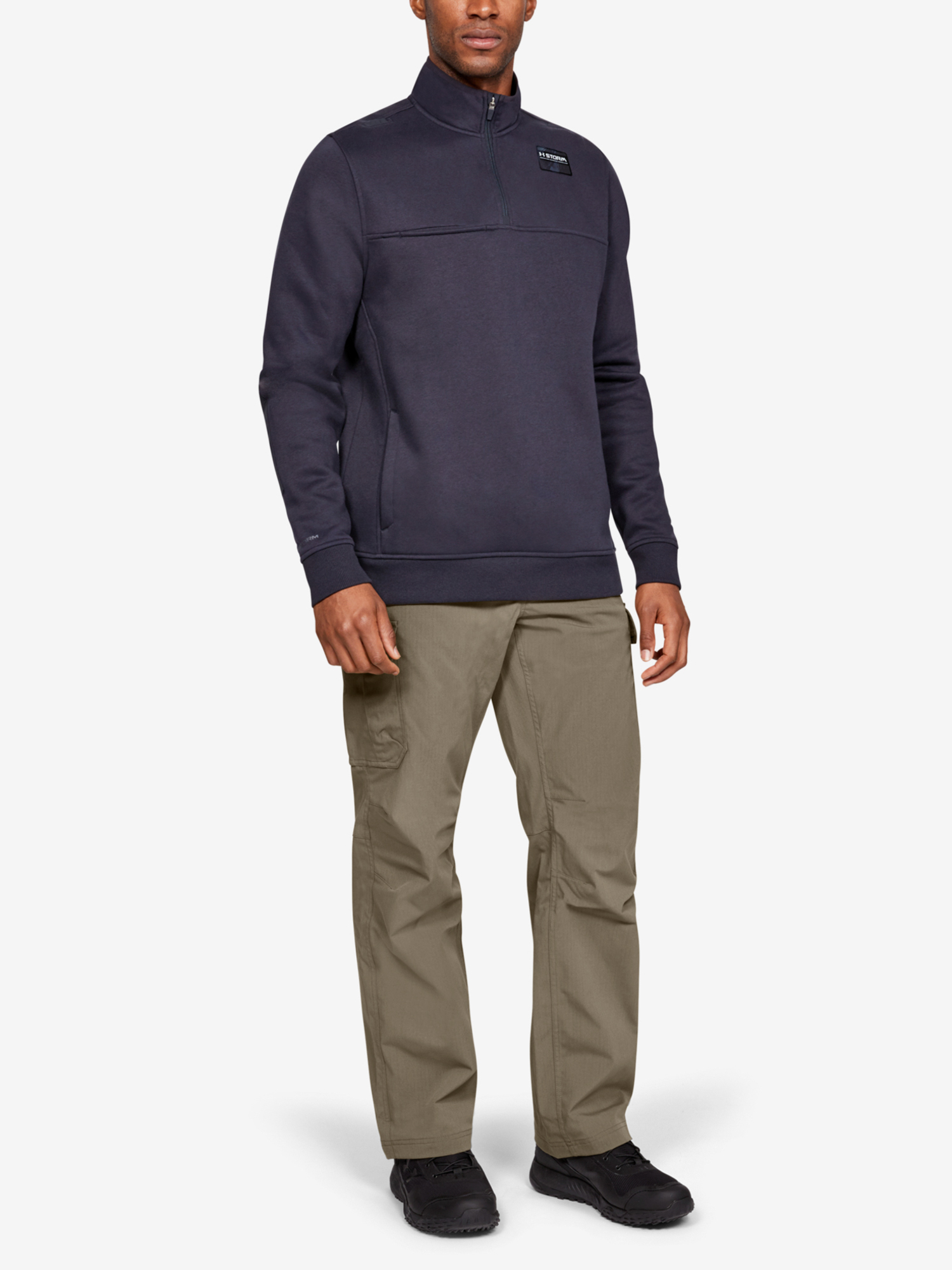 Nohavice Under Armour Tac Patrol Pant II-BRN (5)
