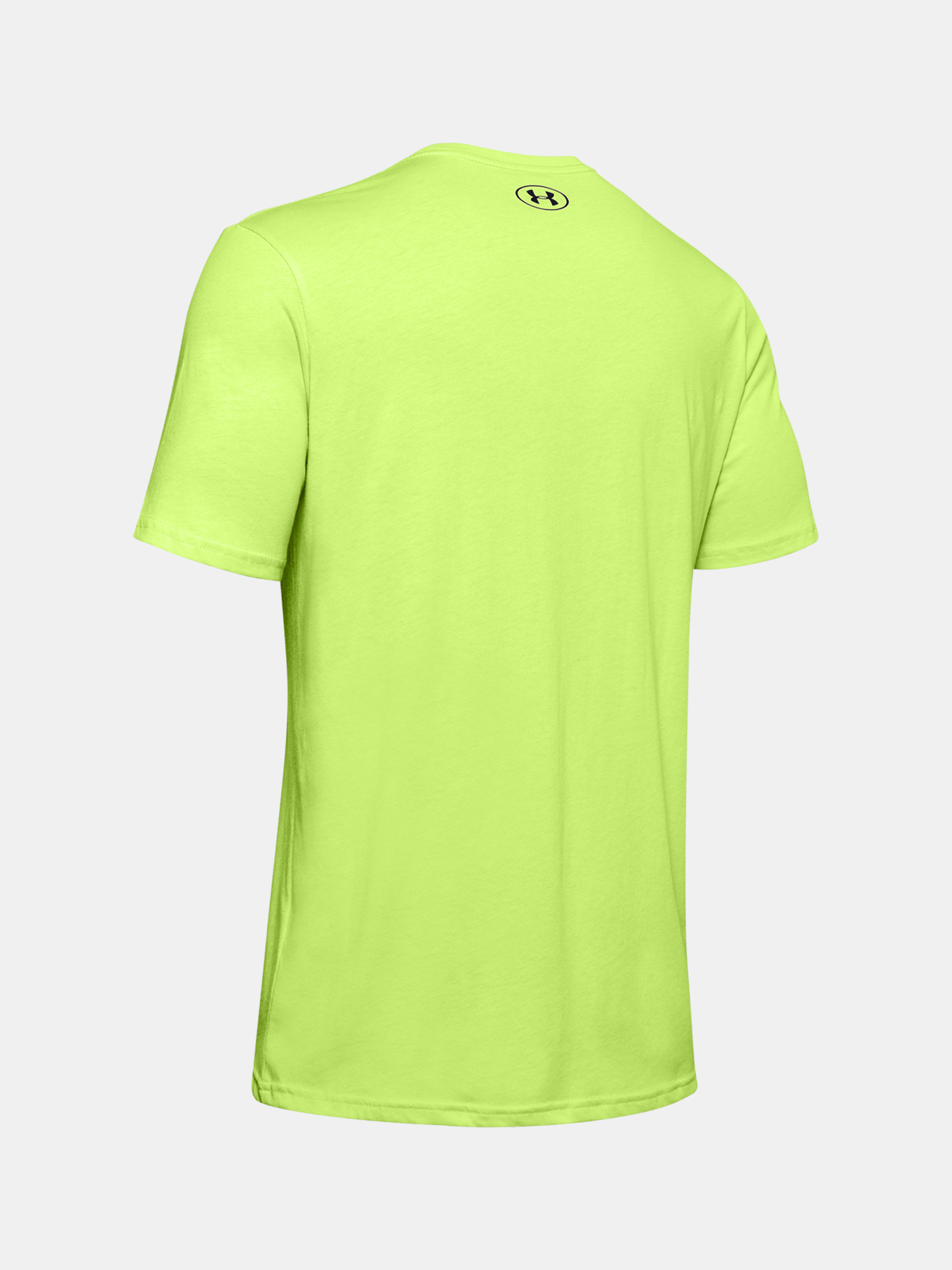 Tričko Under Armour SPORTSTYLE LOGO SS-GRN (4)