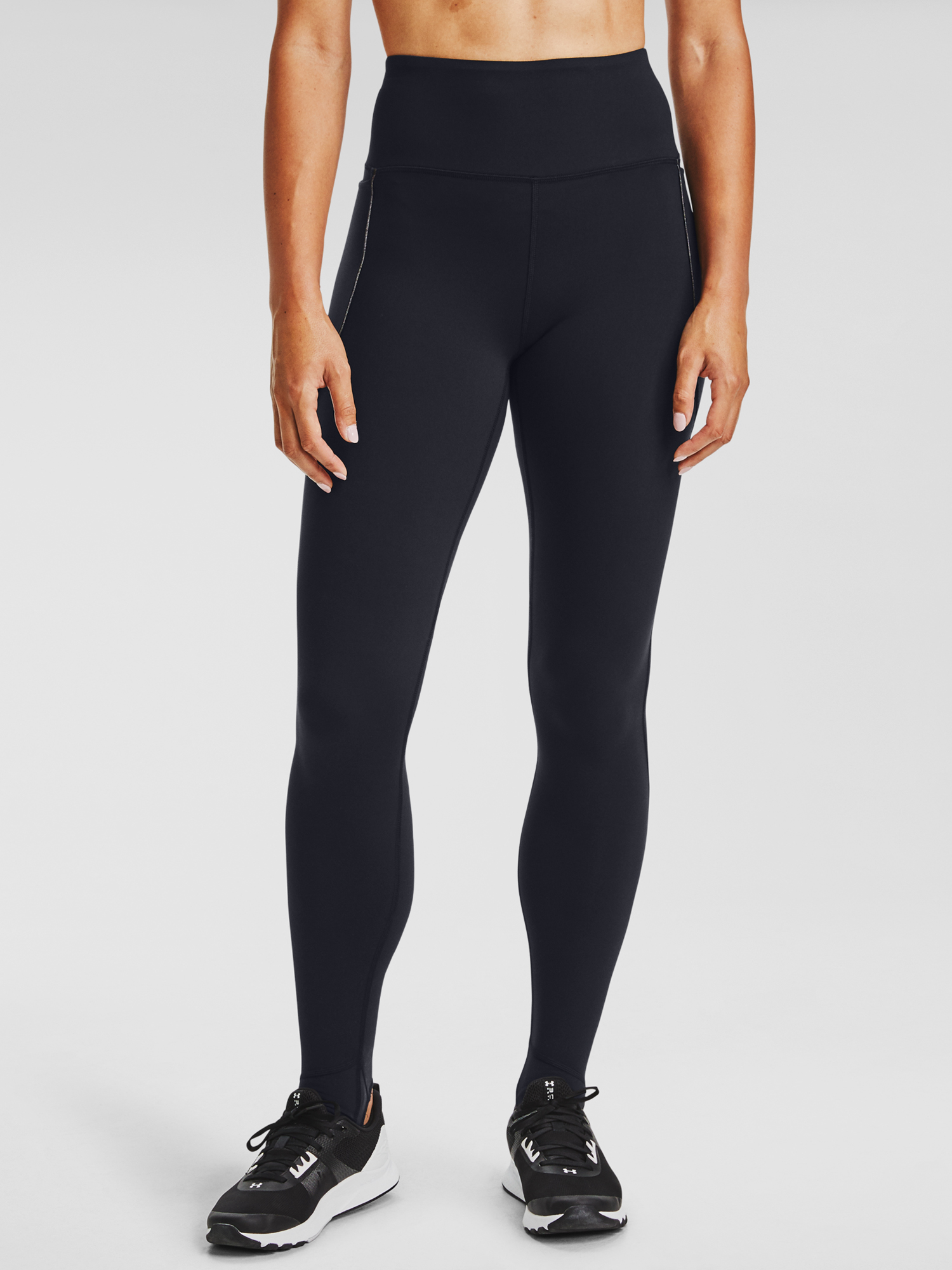 Legíny Under Armour  Meridian + MI Stirrup (1)