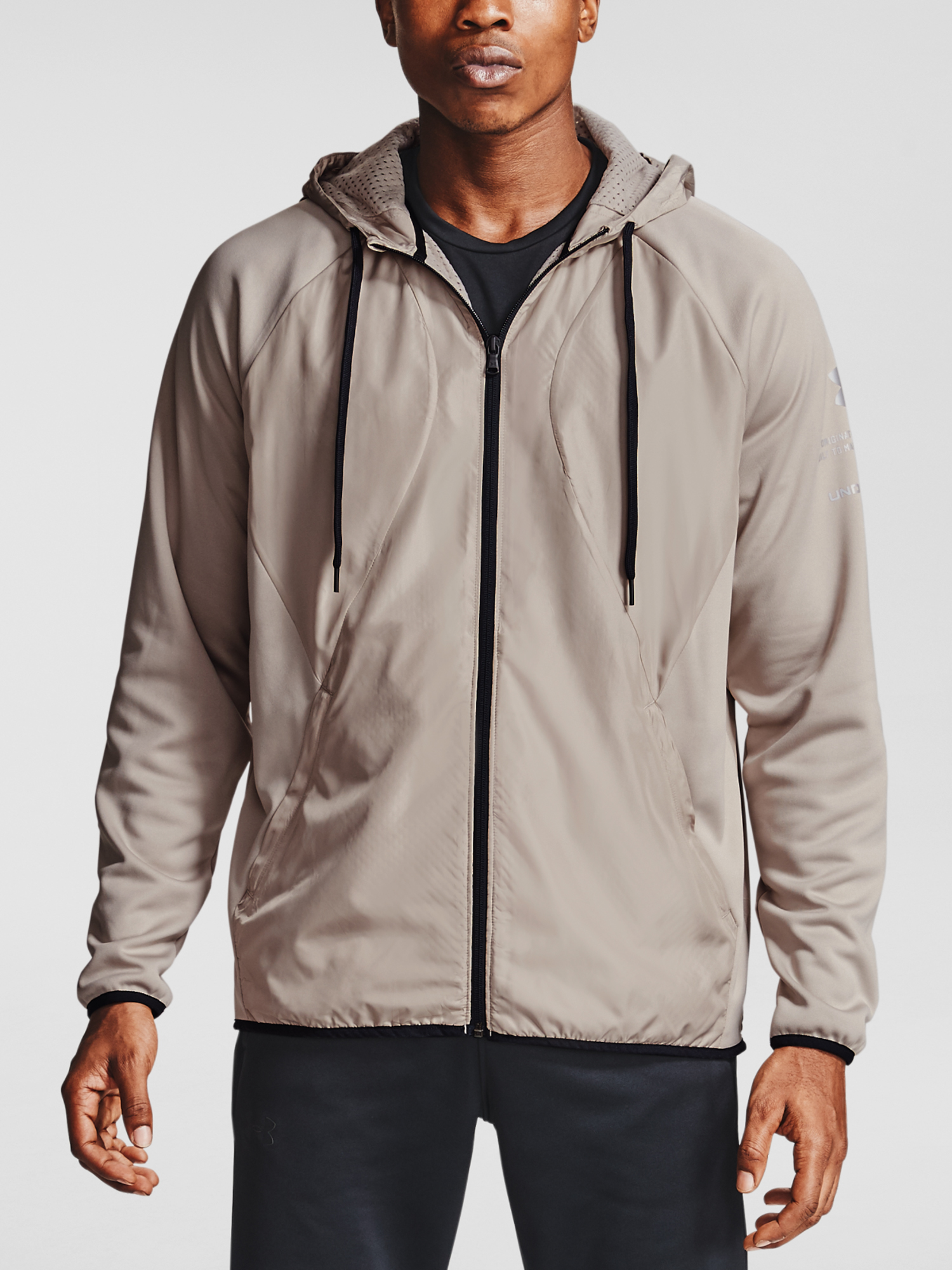 Mikina Under Armour AF Storm FZ HD (1)