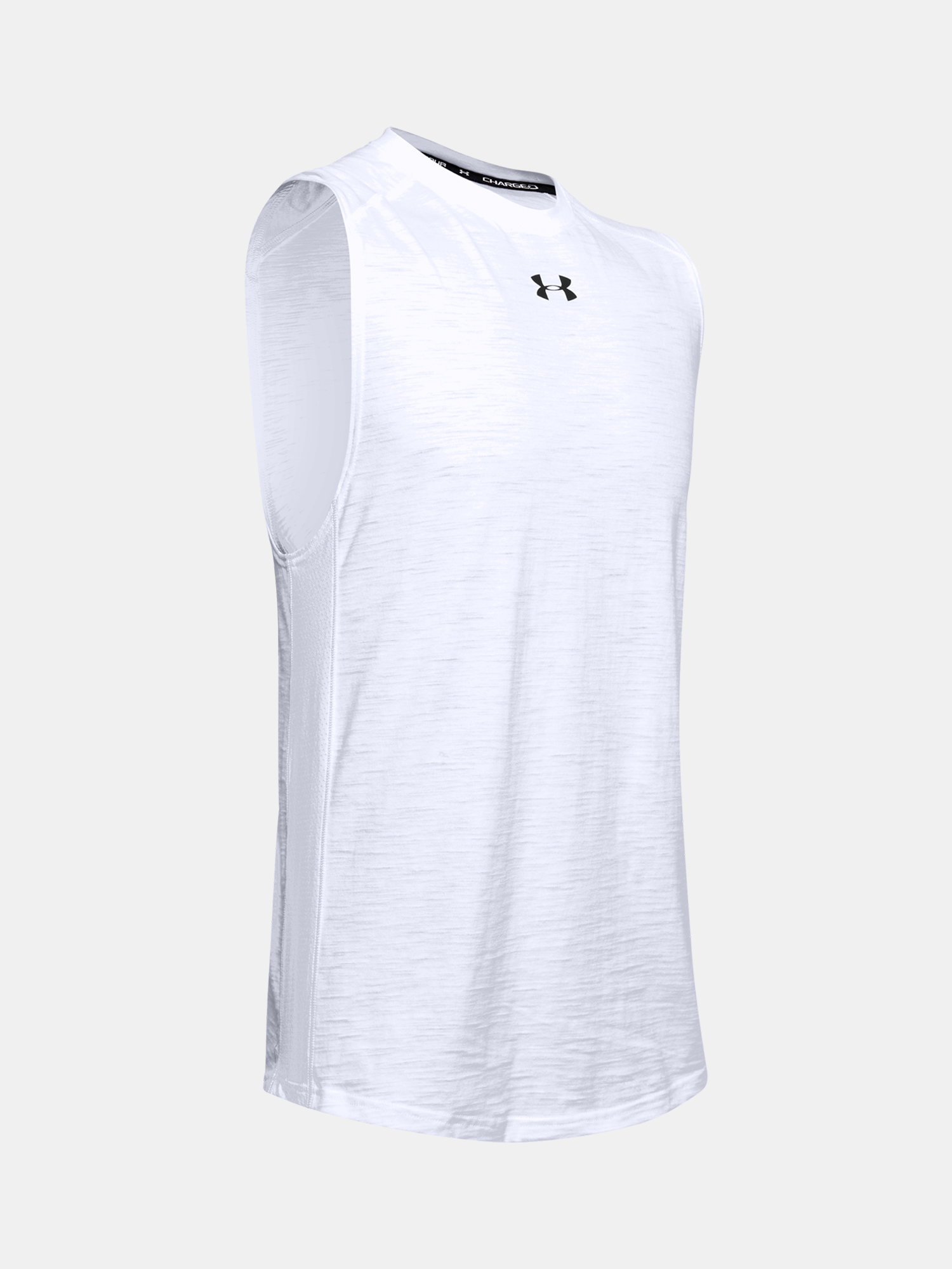 Tričko Under Armour Charged Cotton Tank (3)