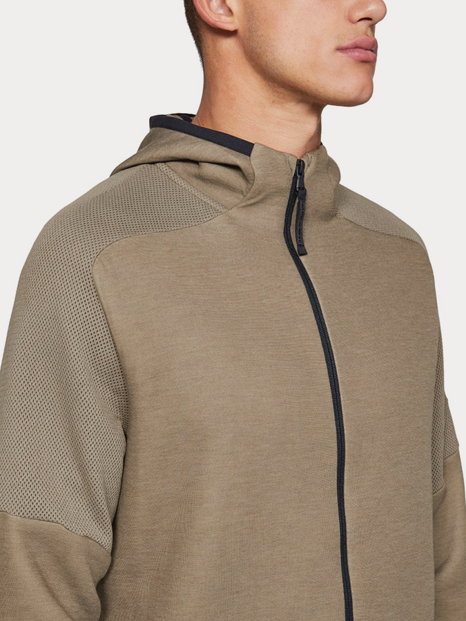 Mikina Under Armour Unstoppable Move Light Fz Hoodie (6)