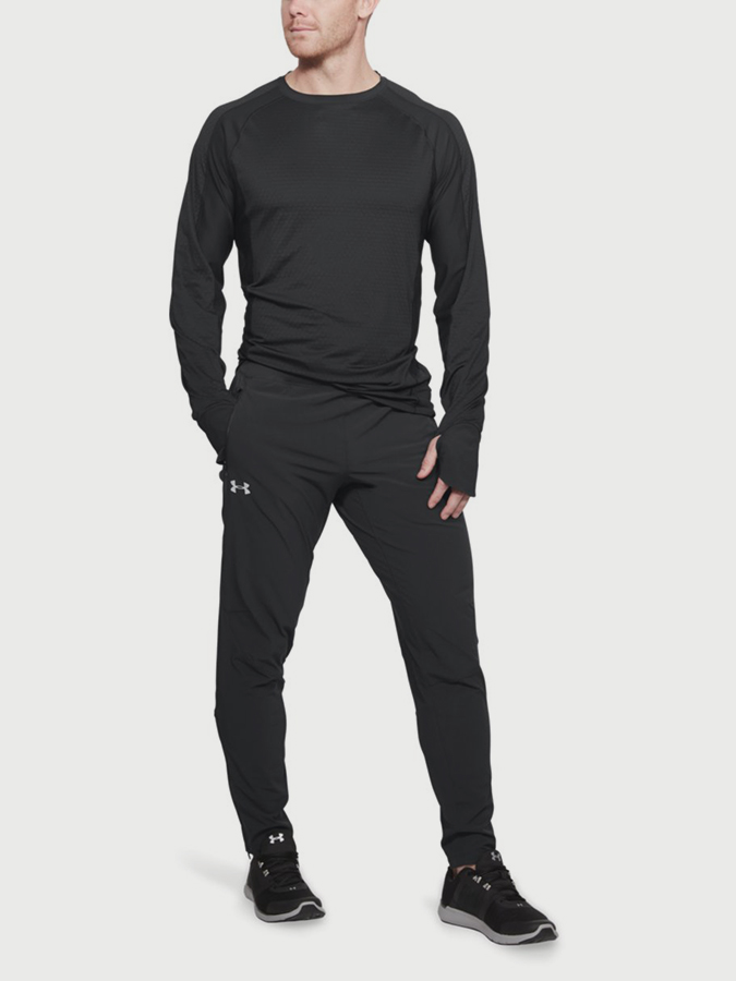 Nohavice Under Armour OUTRUN THE STORM SP PANT-BLK (3)