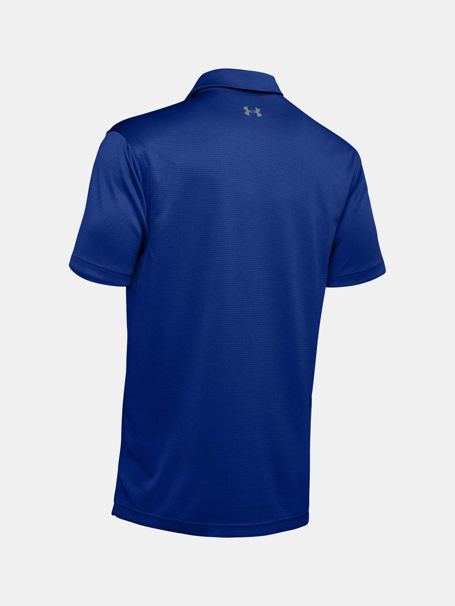 Tričko Under Armour Tech Polo-BLU (4)
