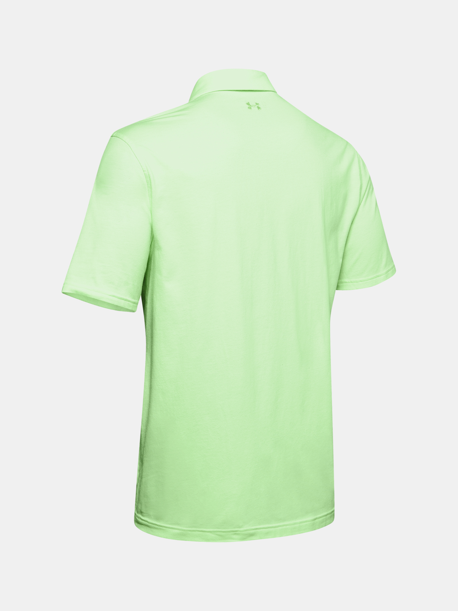 Tričko Under Armour Charged Cotton Scramble Polo-GRN (4)
