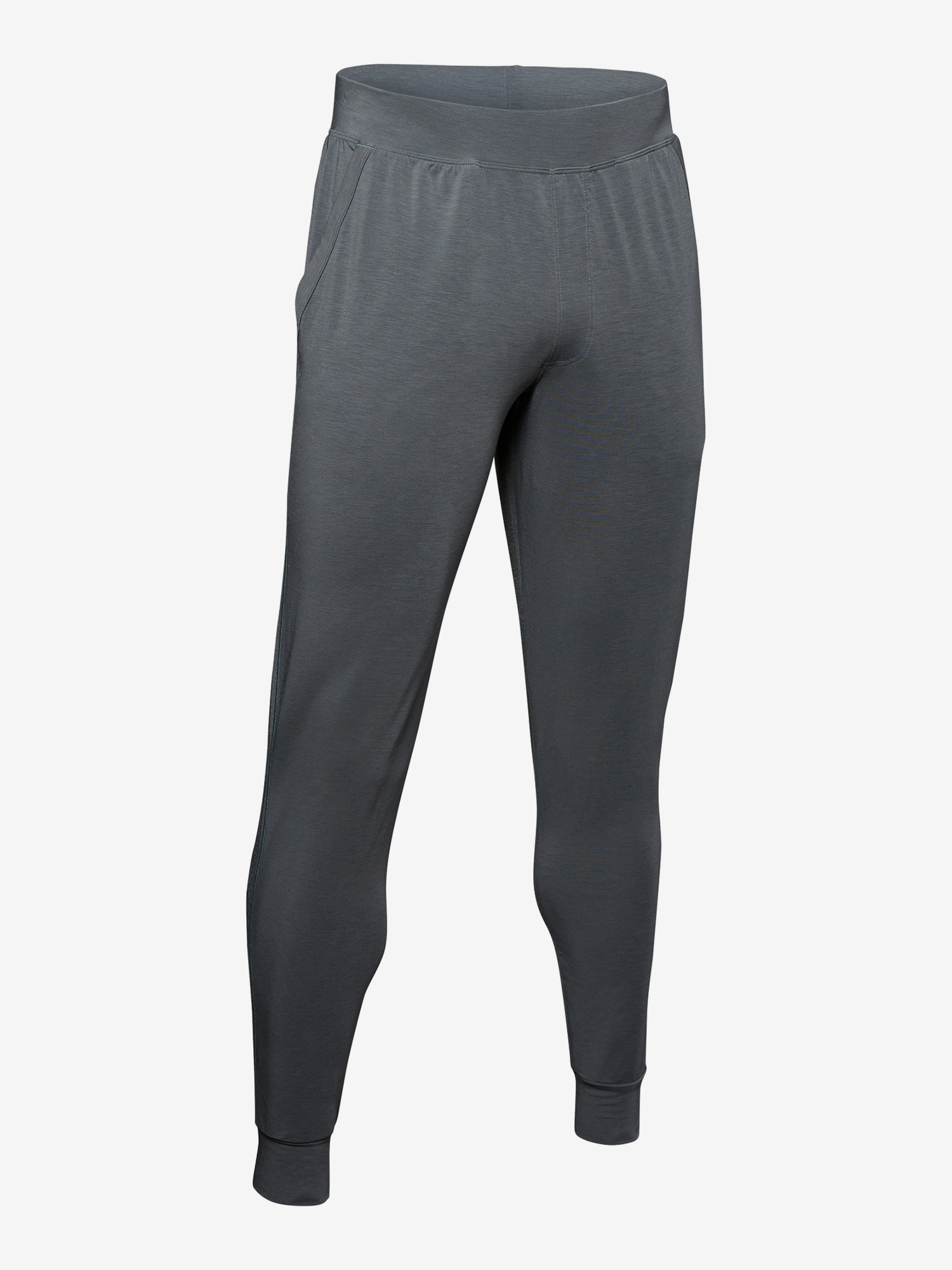 Tepláky Under Armour Recovery Sleepwear Jogger-Gry (3)