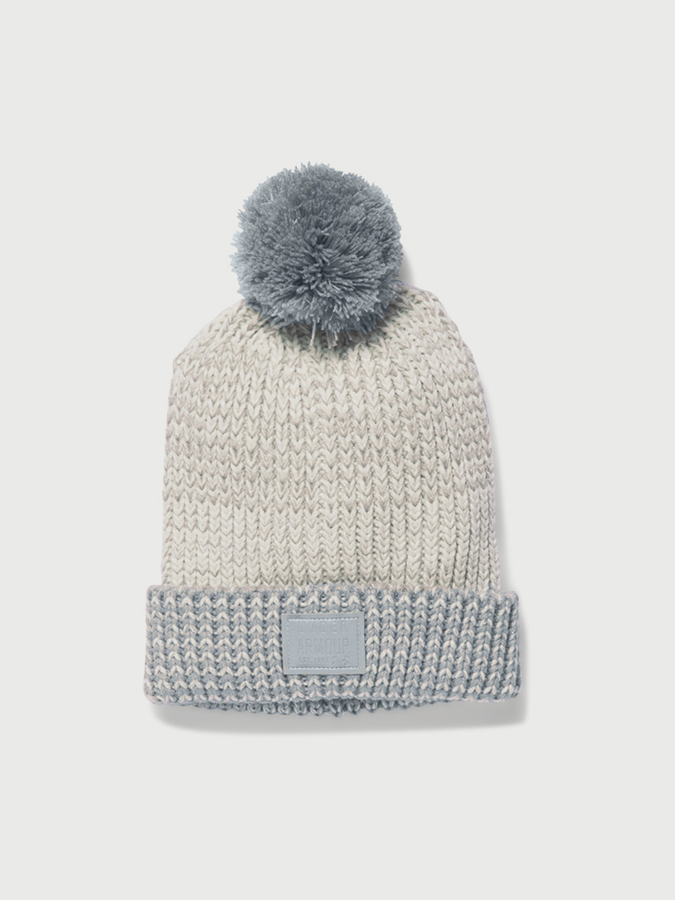 Čapica Under Armour GIRLS SHIMMER POM BEANIE (1)