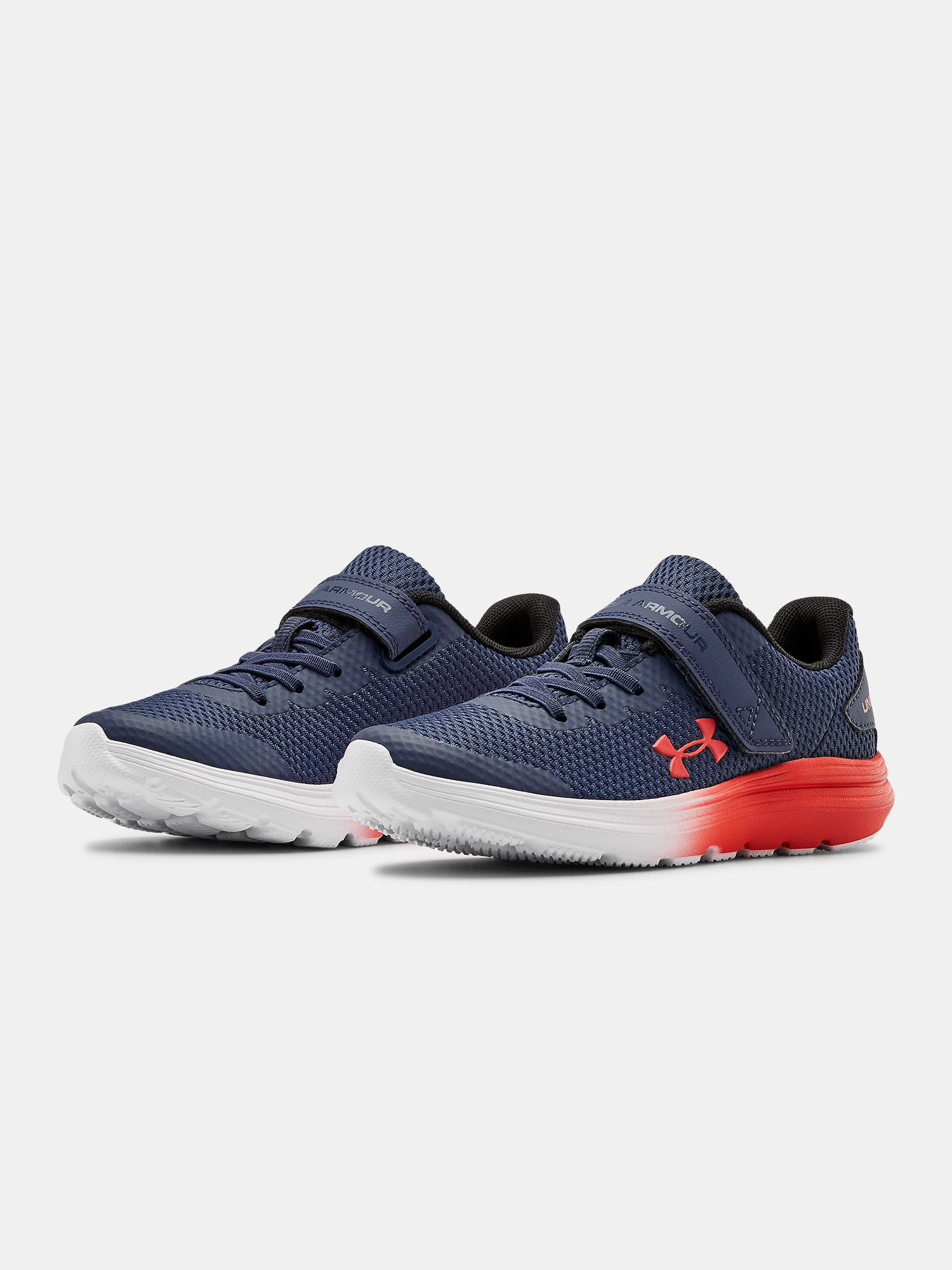 Topánky Under Armour  PS Surge 2 AC-BLU (3)