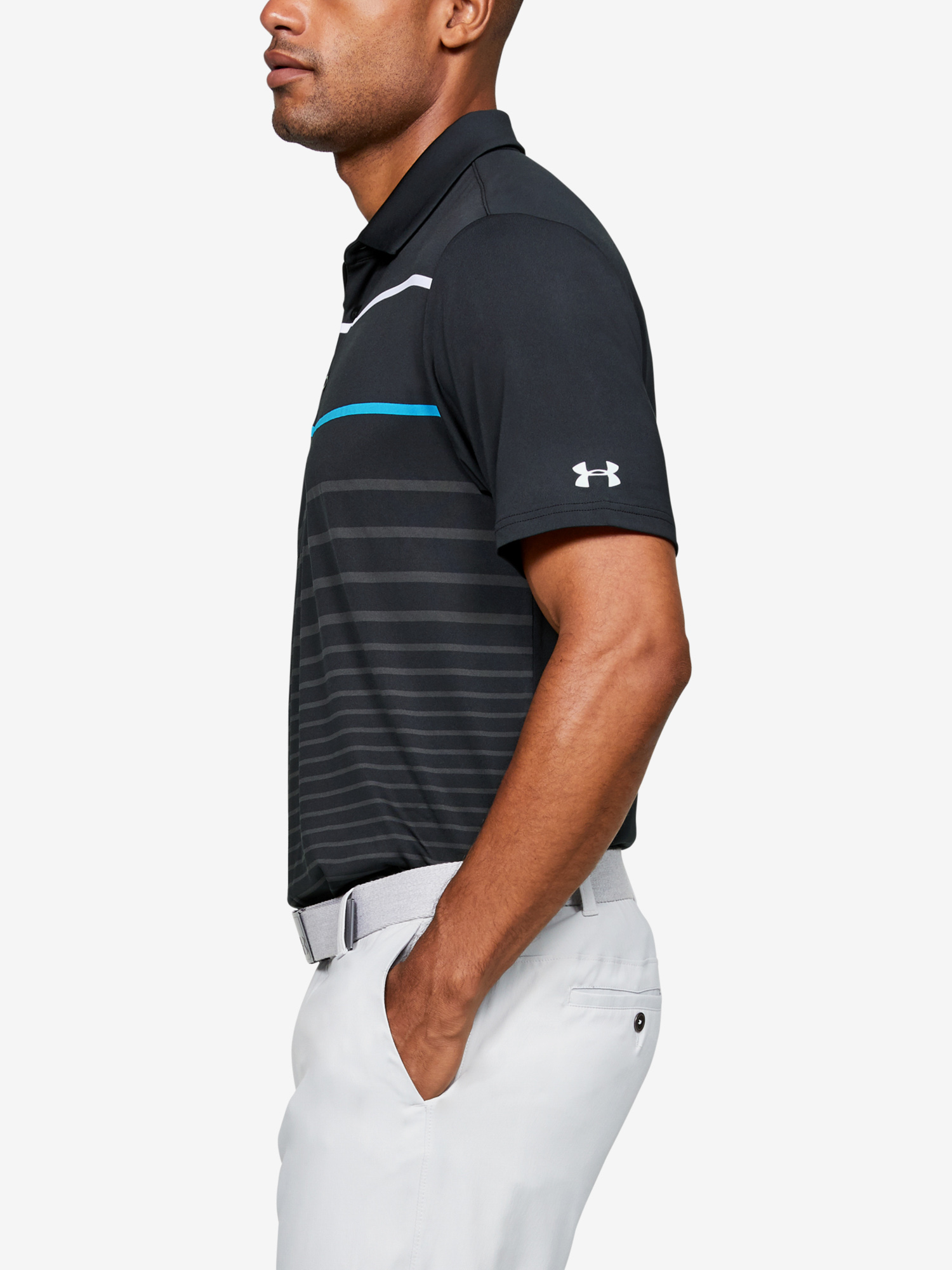 Tričko Under Armour Crestable Playoff Polo 2.0 (3)
