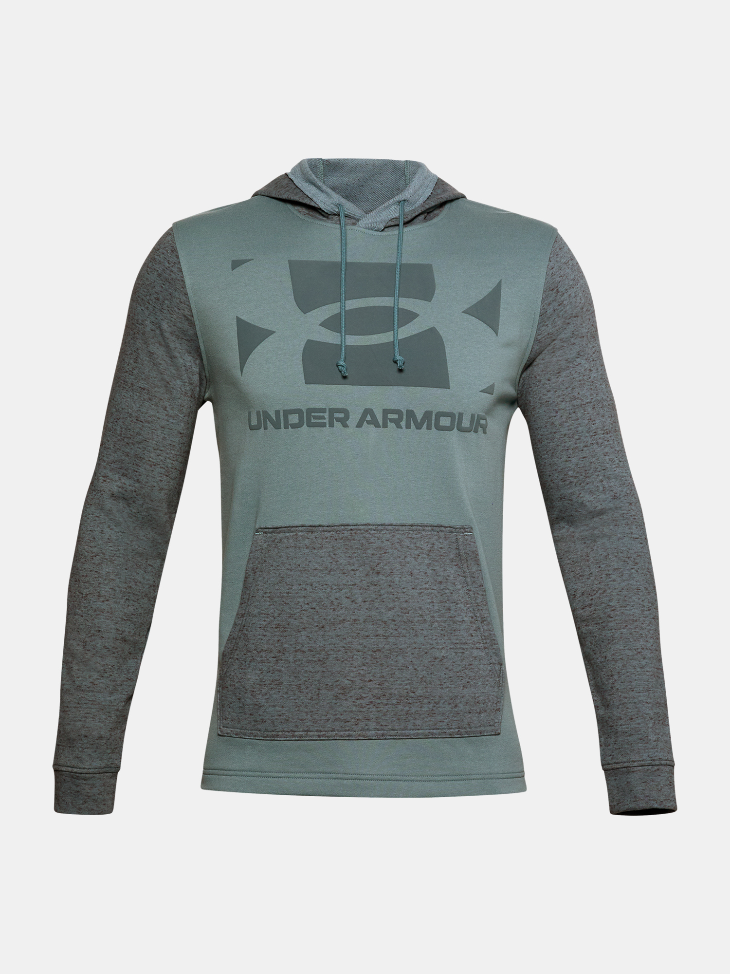 Mikina Under Armour UA Sportstyle Terry KO HD-BLU (1)