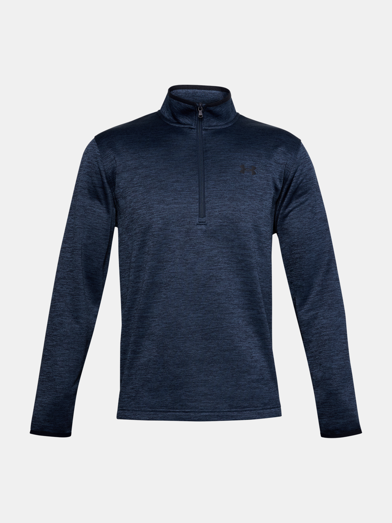 Mikina Under Armour Armour Fleece 1/2 ZIP-NVY (3)