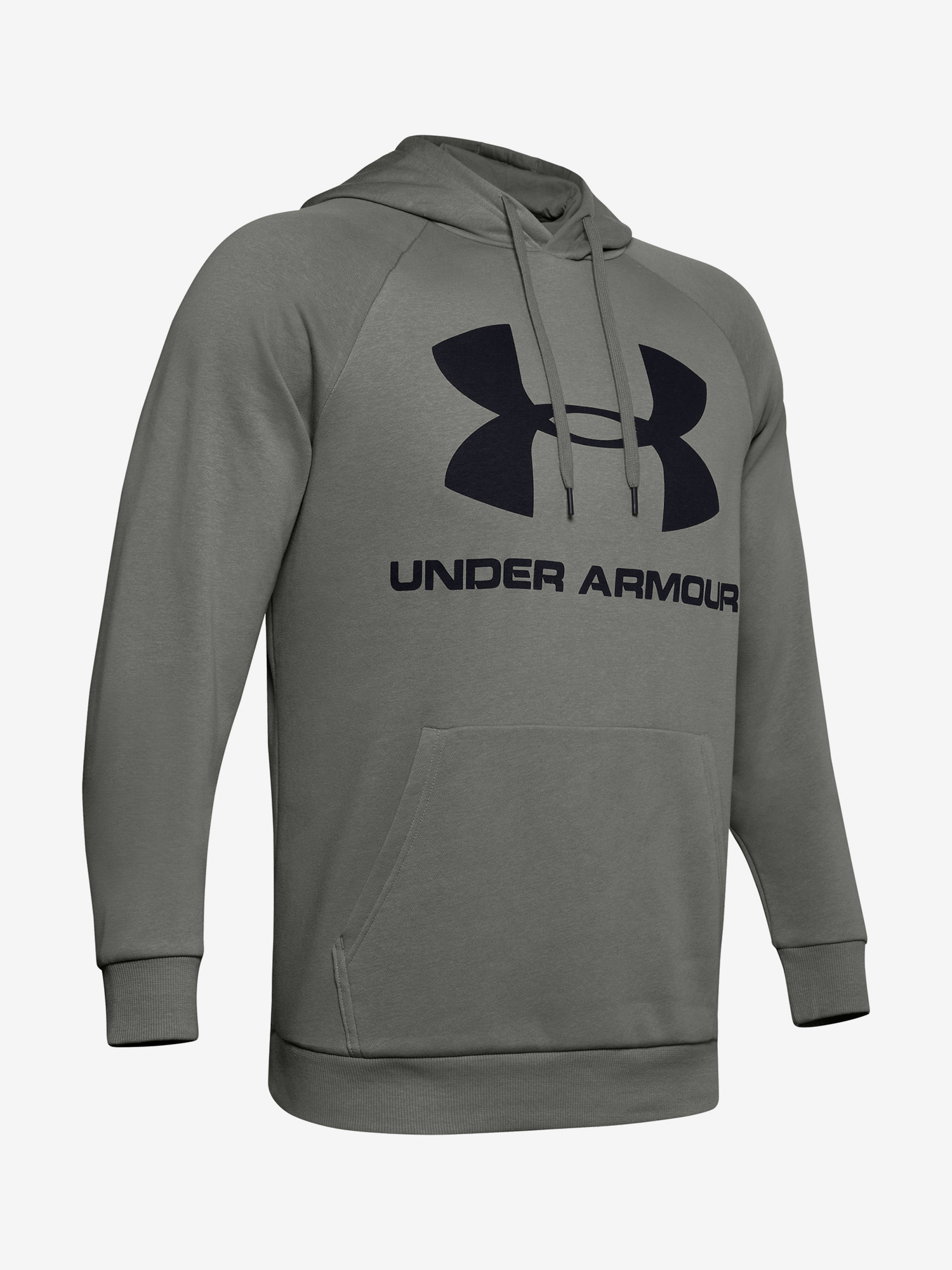 Mikina Under Armour Rival Fleece Sportstyle Logo Hoodie (4)