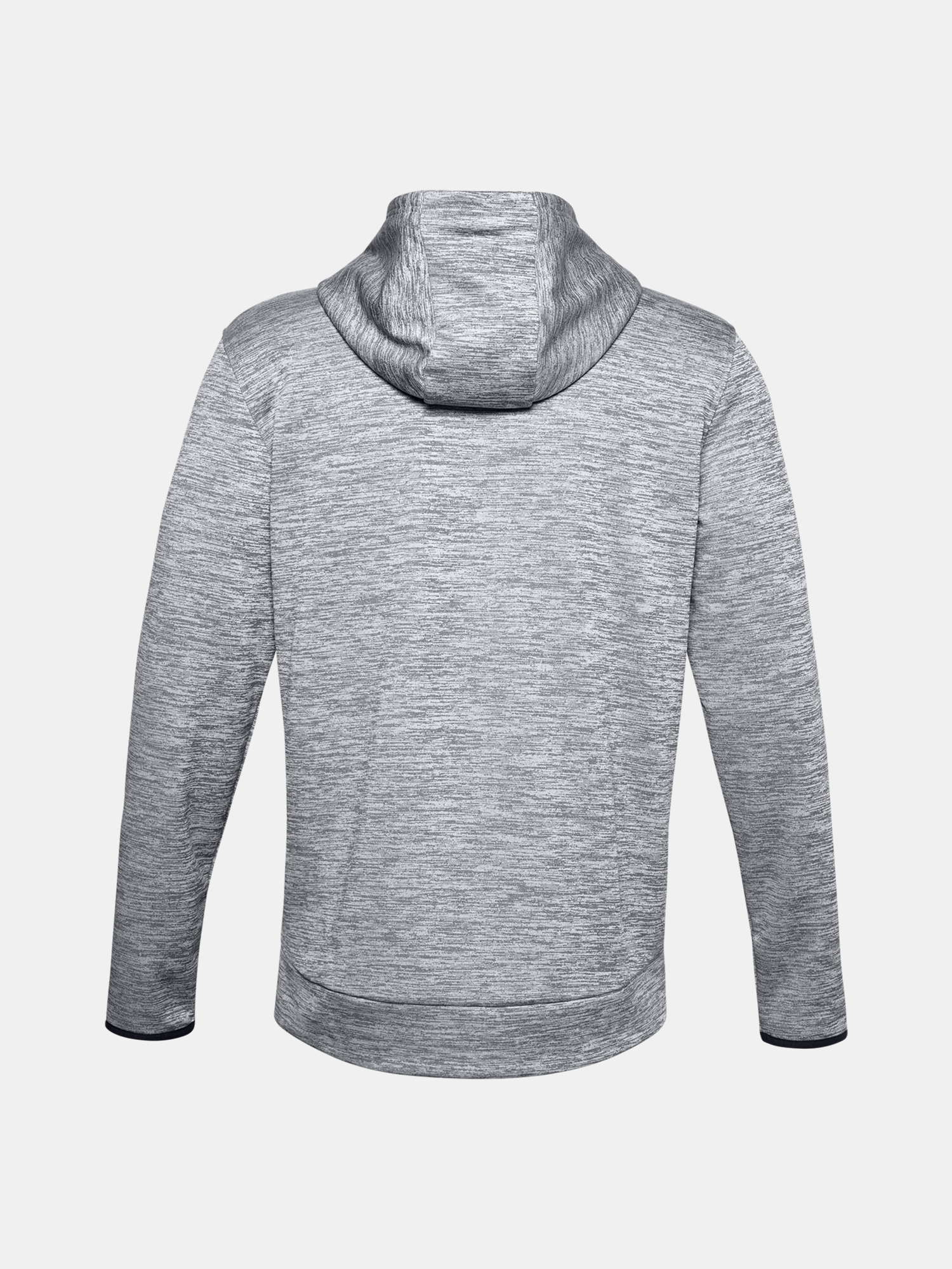 Mikina Under Armour UA Armour Fleece FZ Hoodie-GRY (2)