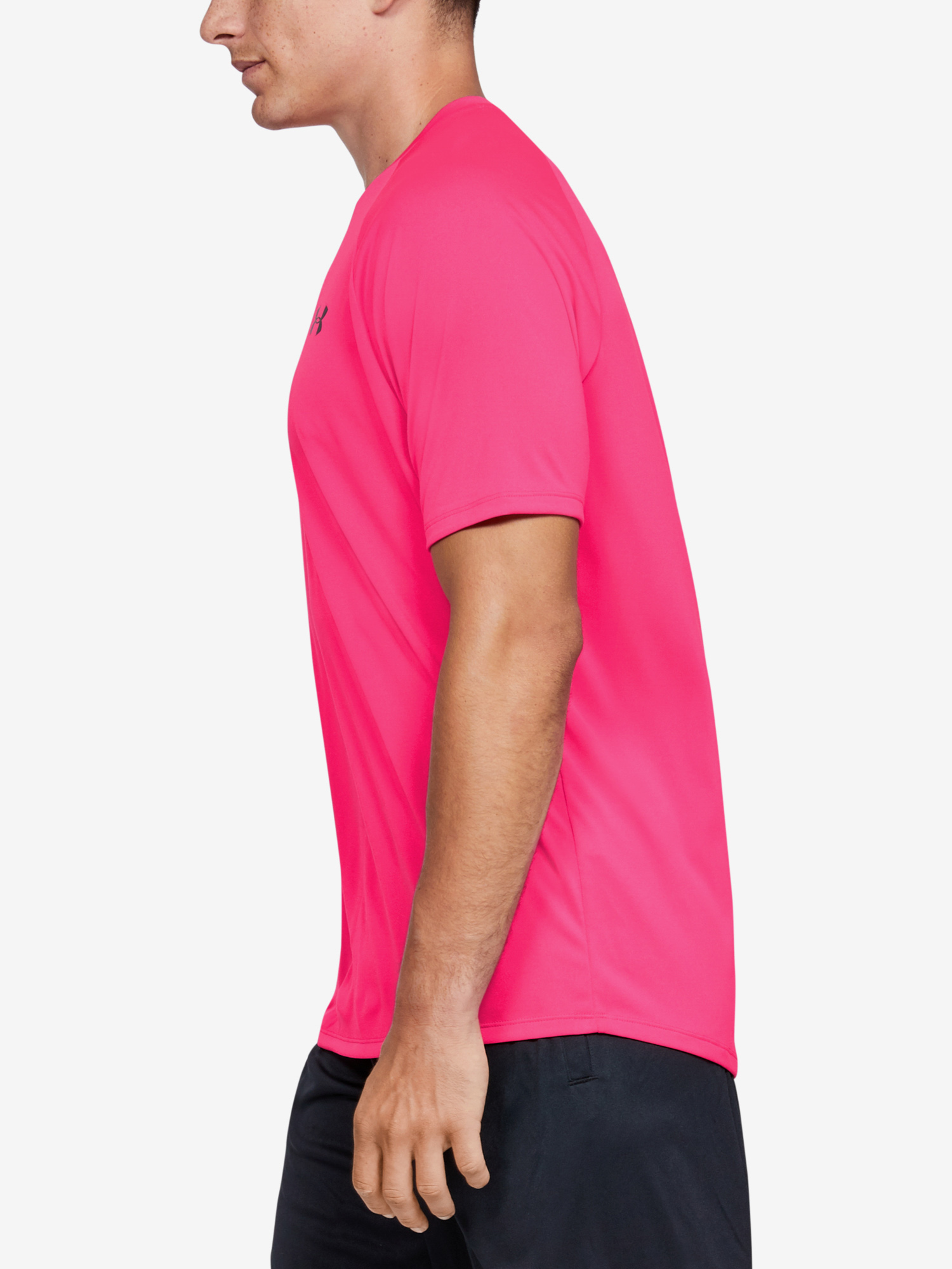 Tričko Under Armour Tech 2.0 SS Tee-PNK (3)