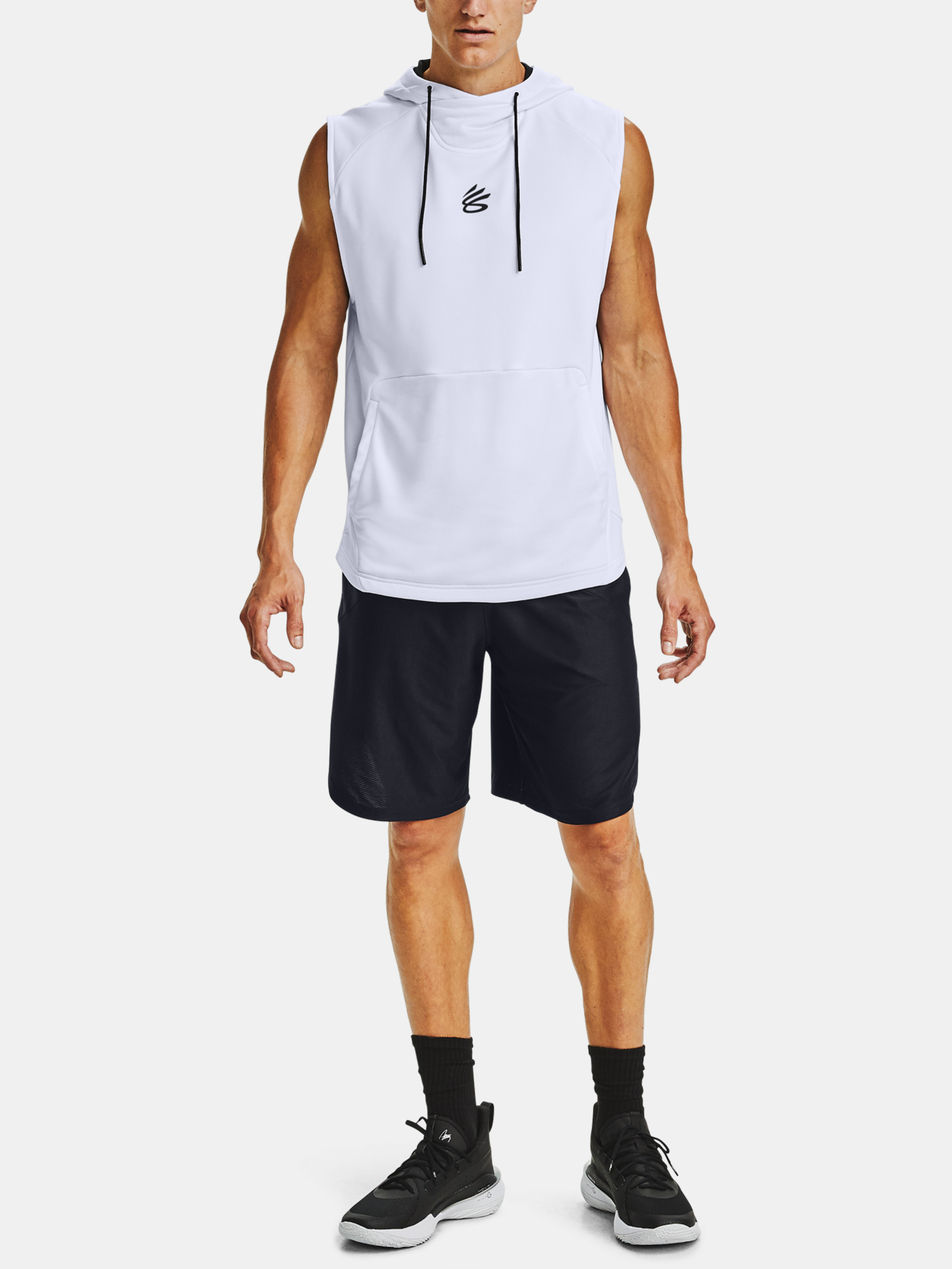 Kraťasy Under Armour CURRY ELEVATED PERF SHORT (6)