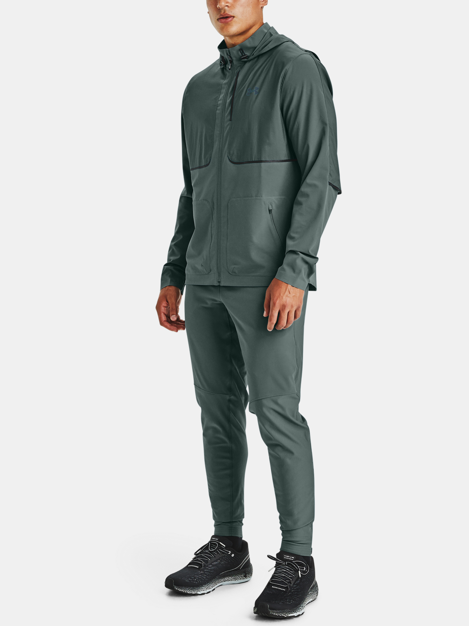 Bunda Under Armour UA Q. STORM Speedpocket Jkt-BLU (8)
