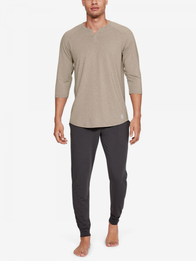 Tričko Under Armour Recover Sleepwear Henley (5)