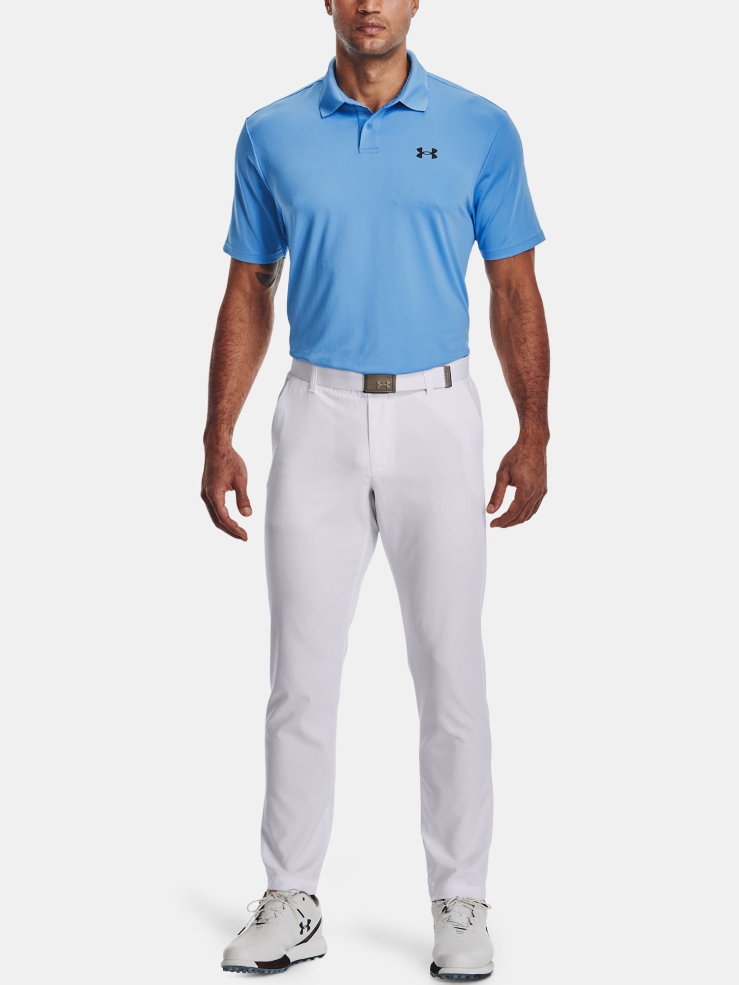 Tričko Under Armour Performance Polo 2.0-BLU (4)