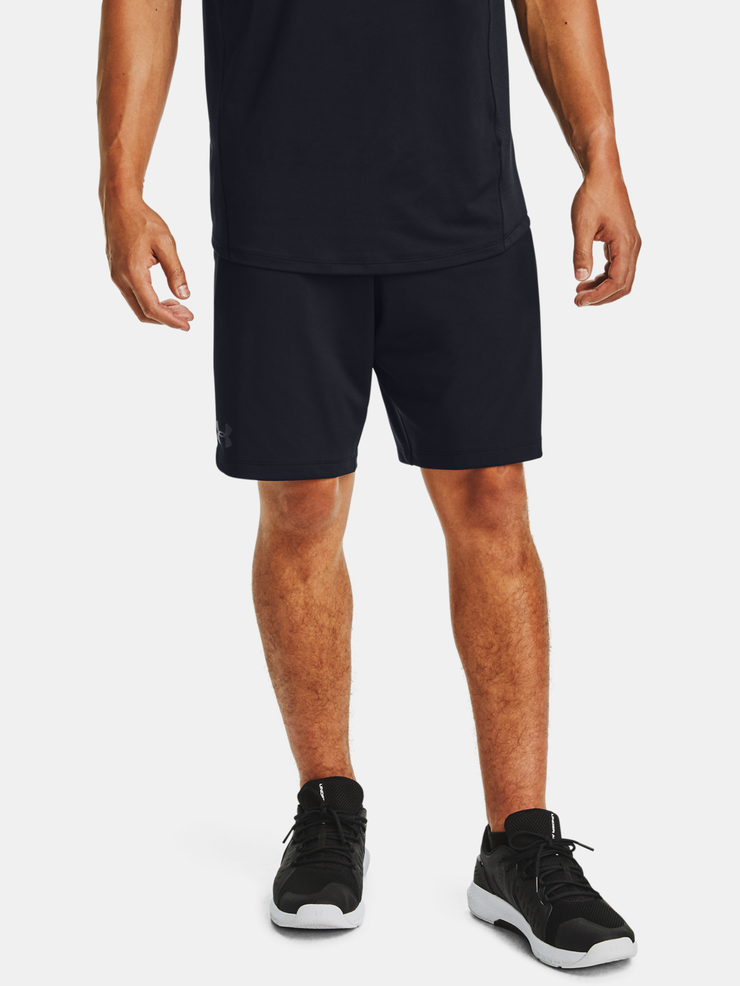 Kraťasy Under Armour MK-1 Shorts-BLK (1)