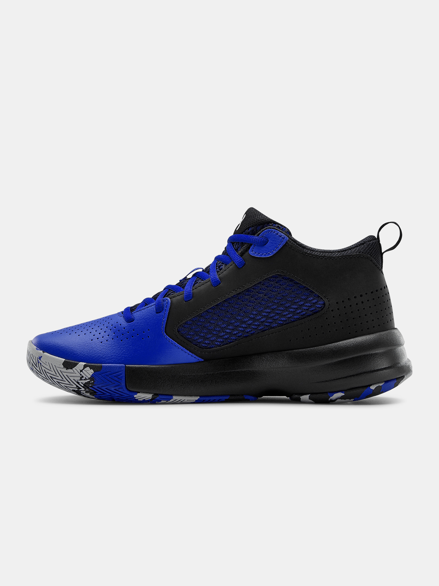 Topánky Under Armour Lockdown 5-BLU (2)