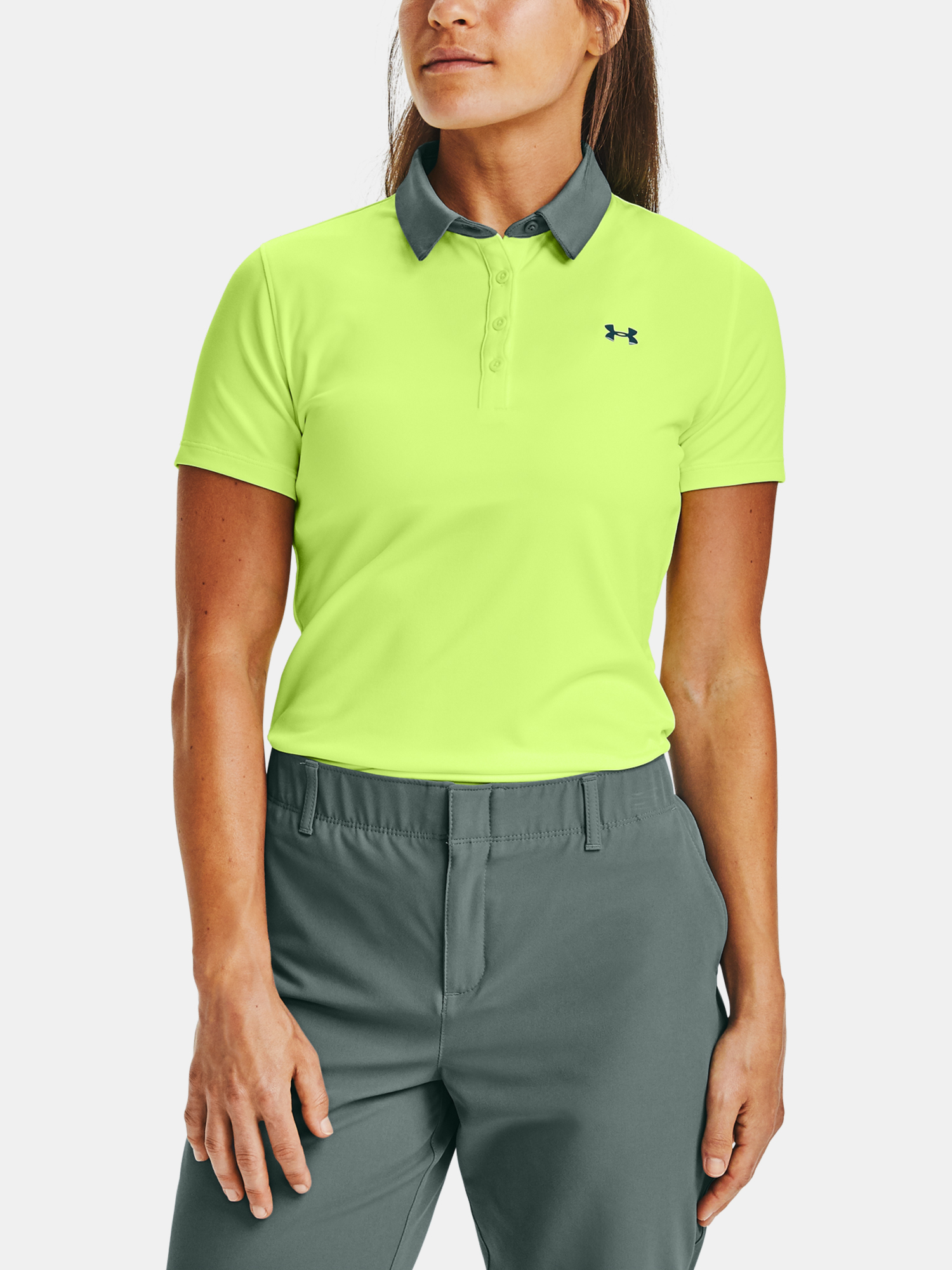 Tričko Under Armour Zinger Short Sleeve Polo (1)