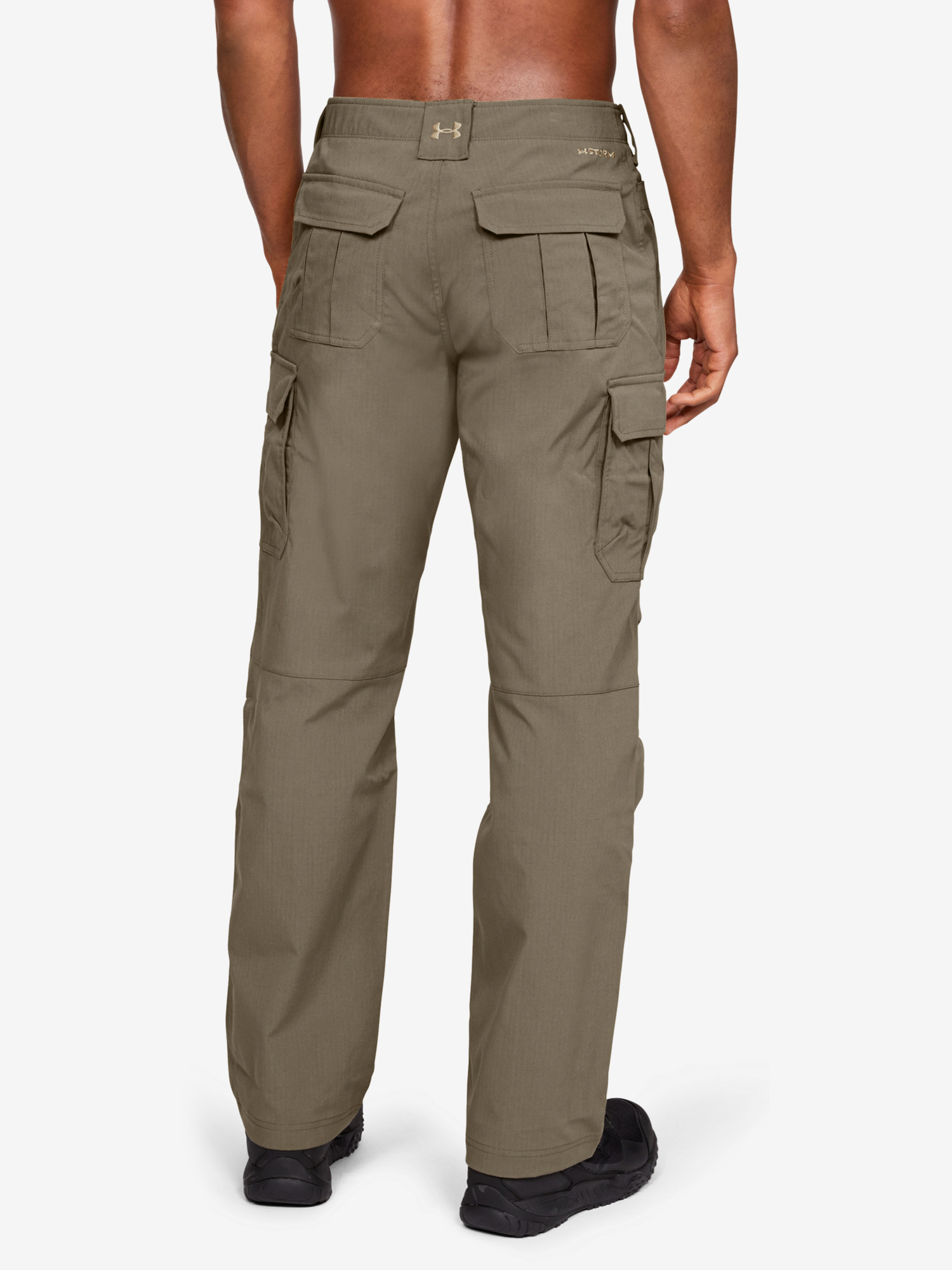 Nohavice Under Armour Tac Patrol Pant II-BRN (2)