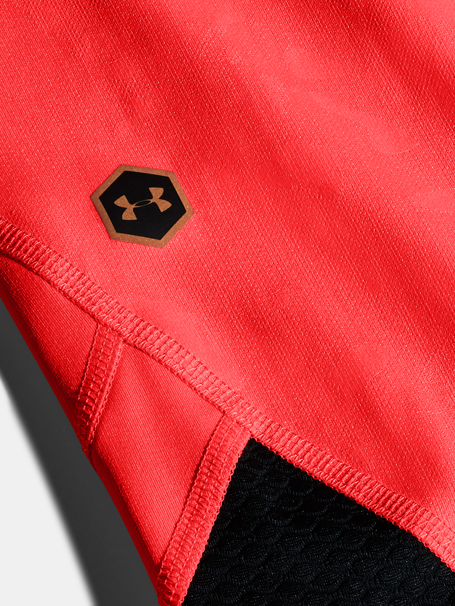 Kompresní legíny Under Armour Kazoku Rush Crop (6)