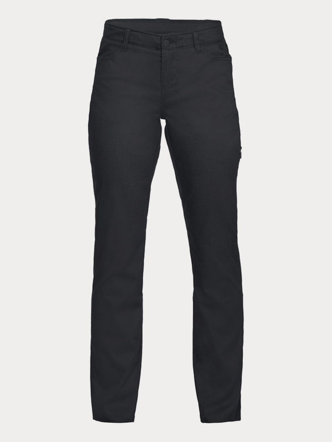 Nohavice Under Armour W Enduro Pant-BLK (3)